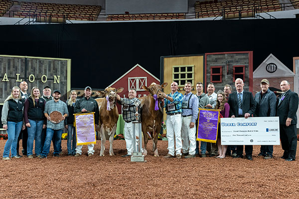 Meet the Champions - World Dairy Expo