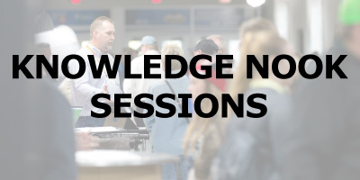 Knowledge Nook Sessions