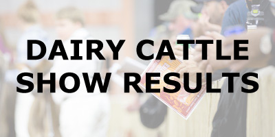 Dairy Cattle Show Results