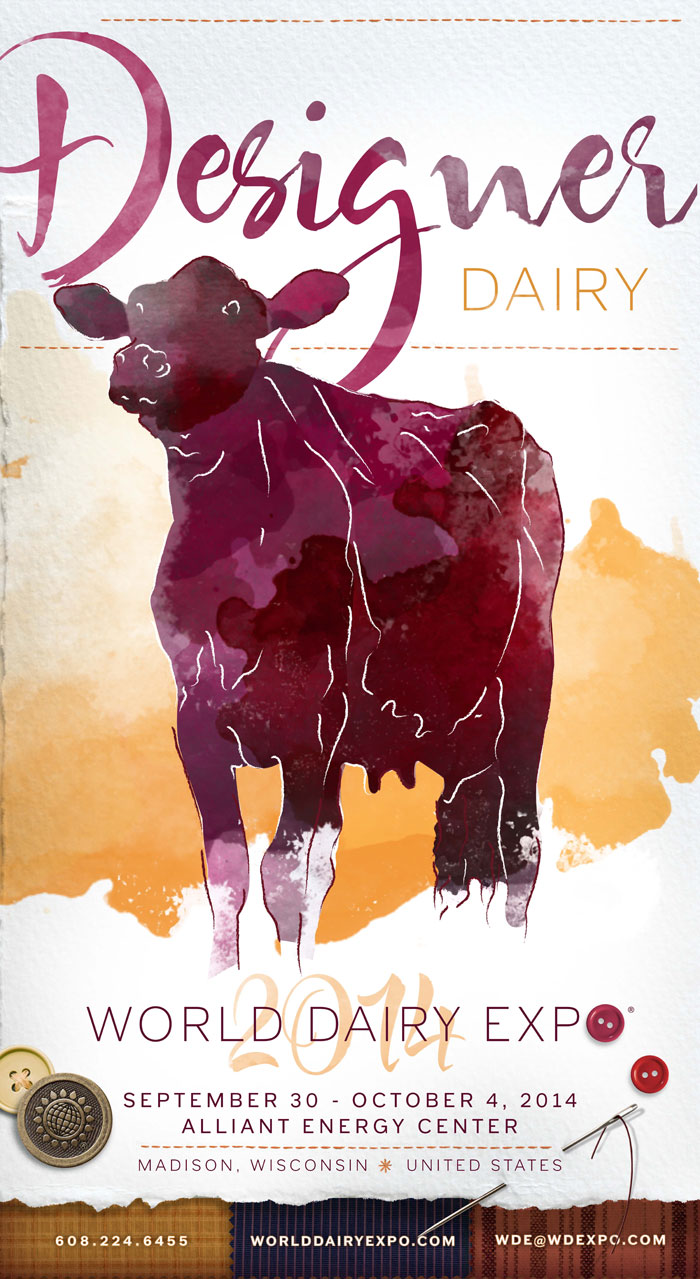 2010 World Dairy Expo Poster